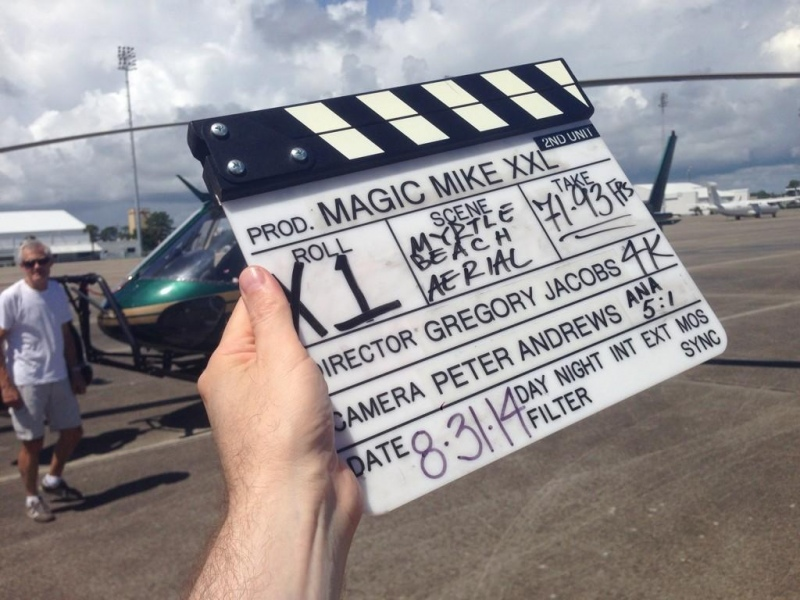 Começaram as filmagens da sequela de «Magic Mike»