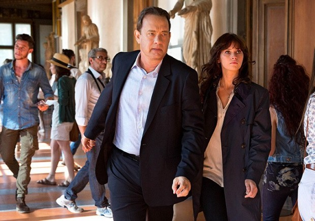 Novo trailer de «Inferno» de Dan Brown