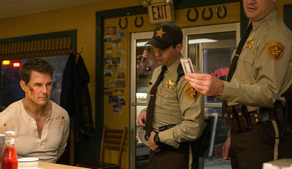 Novo Trailer de «Jack Reacher: Never Go Back»