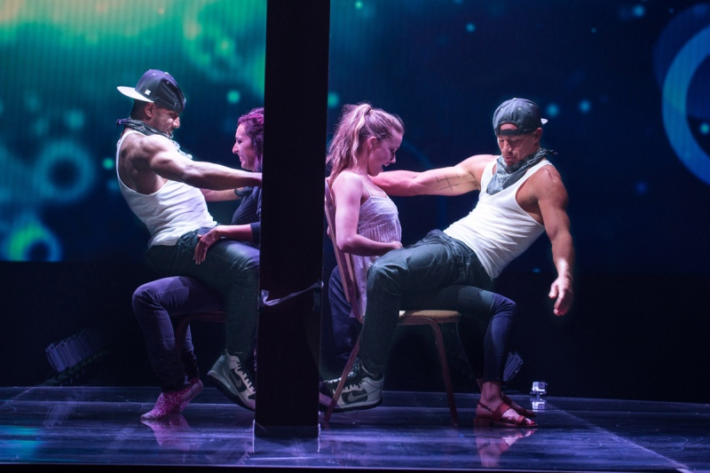 «Magic Mike XXL» por André Gonçalves