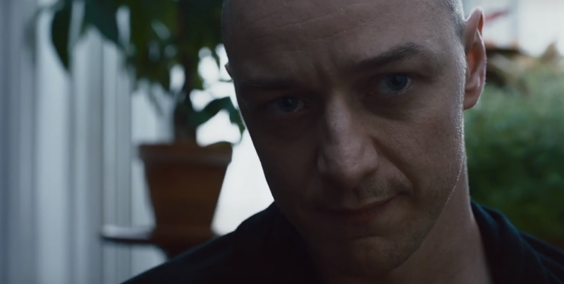 Novo Trailer de «Split», um filme de M. Night Shyamalan