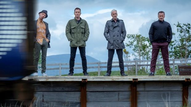 Teaser trailer da sequela de «Trainspotting»