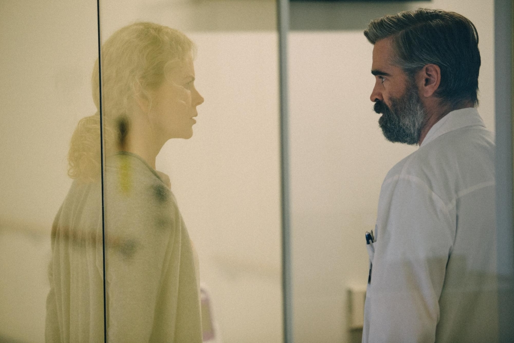 Dois vídeos de «The Killing Of A Sacred Deer»