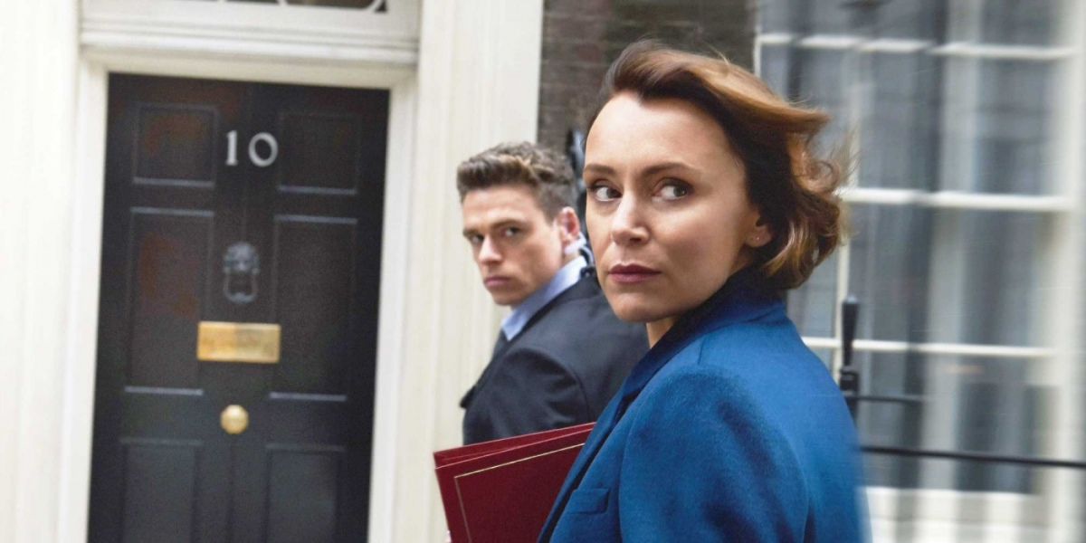 Bodyguard: terrorismo contemporâneo made in UK