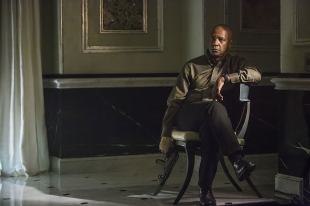«The Equalizer» (The Equalizer - Sem Misericórdia) por Hugo Gomes