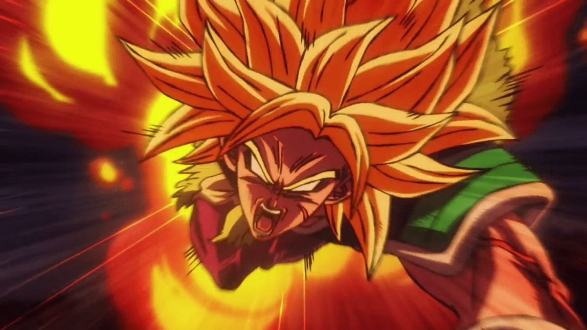«Dragon Ball Super: Broly» chega aos cinemas portugueses