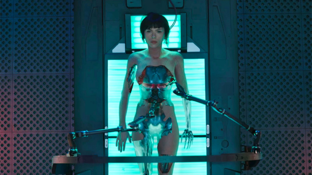 «Ghost in the Shell - Agente do Futuro» por Hugo Gomes