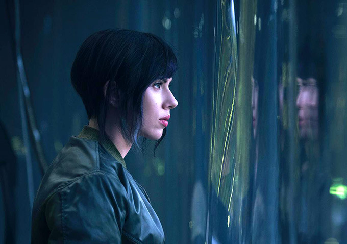 Primeiros teasers mostram Scarlett Johansson  em «Ghost in the Shell»