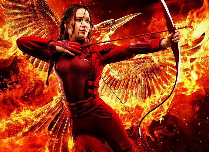 «The Hunger Games: A Revolta - Parte 2» é o novo líder do box-office