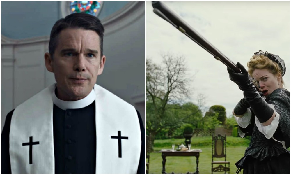 """First Reformed"" e ""The Favorite"" lideram nomeações aos prémios Gotham"