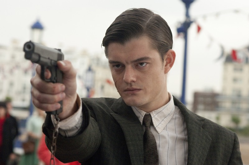 Sam Riley será o vilão  em «Ghost in the Shell»