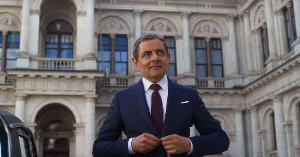 «Johnny English Strikes Again» (Johnny English Volta a Atacar) por Hugo Gomes