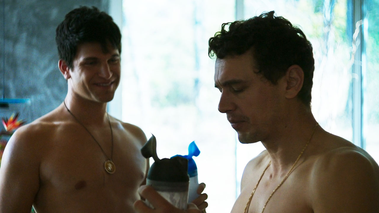 Trailer de «King Cobra», com James Franco