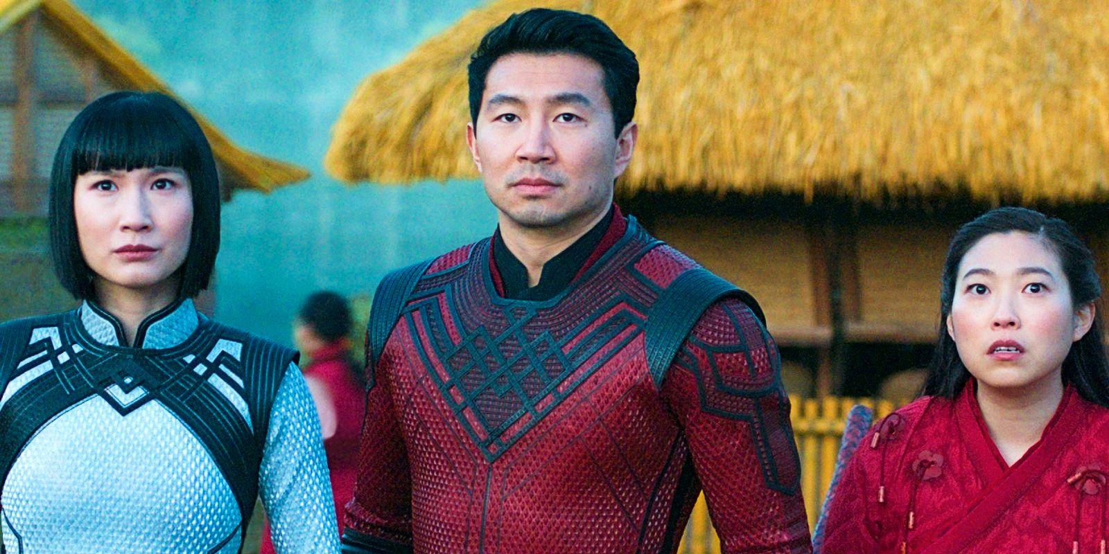 Shang-Chi e a Lenda dos Dez Anéis: novas caras e poderes, a mesma fórmula -  C7nema.net